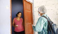 """En """"Inamovilidad cívica"""" se detecta  cerca dos mil casos con síntomas del coronavirus  en Moyobama"""