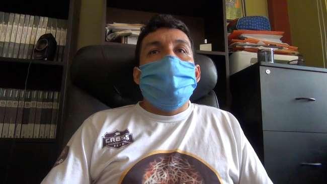 """Empresario niega vinculación en """"mercado negro"""" de venta oxígeno."""