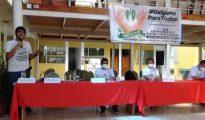 "Forman colectivo ""Respira San Martín"" para organizar campaña para planta de oxígeno"