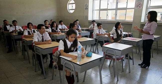 Cinco mil colegios privados ya no abrirían sus puertas el 2021