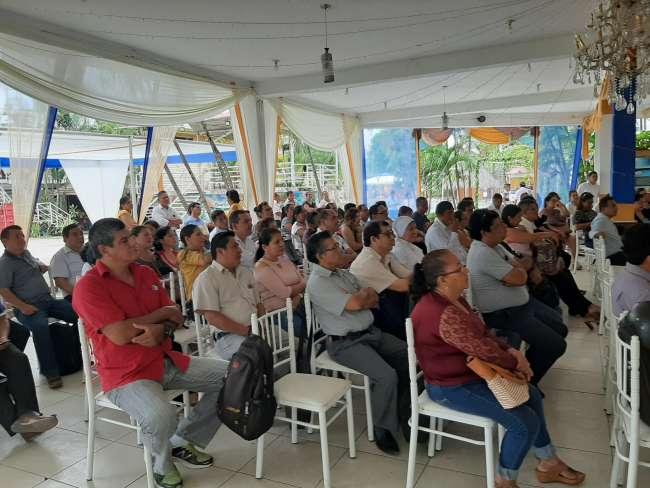 Hasta el 14 de agosto estará abierta inscripción virtual de candidatos   de San Martín para Palmas Magisteriales