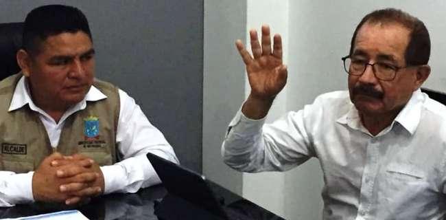 Alcalde de Moyobamba desmiente al Gobernador Regional
