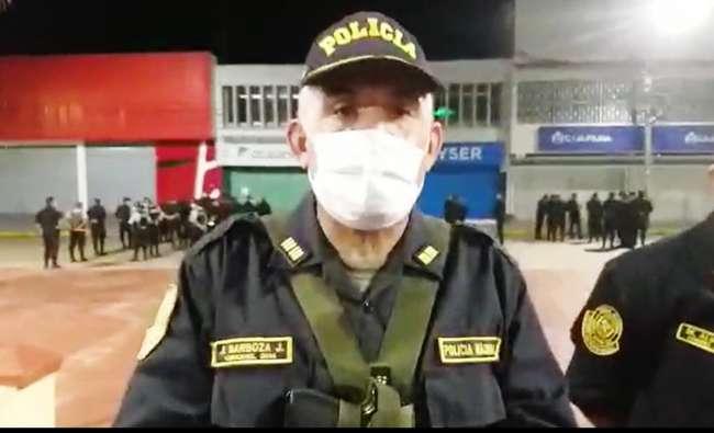 Jefe (e) de la XII Macro Región Policial indica que hecho violento en Maceda está en investigación
