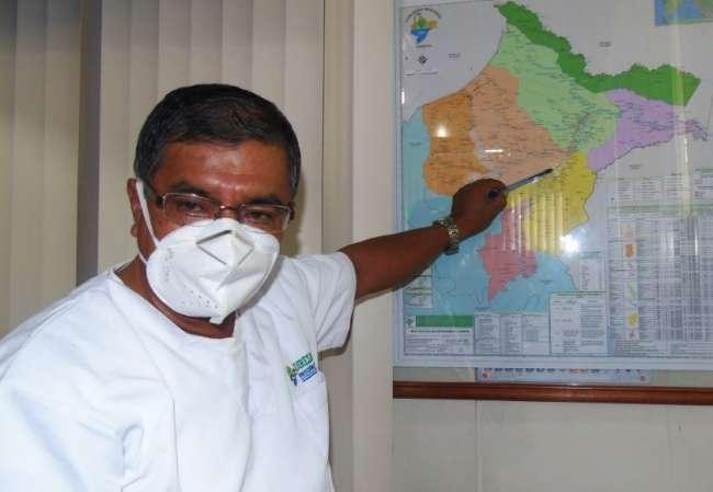 Seroprevalencia de anticuerpos anti SARS-CoV-2 en la ciudad de Iquitos, Loreto, Perú