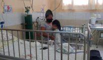 Niña de 6 años vence etapa crítica de la Covid-19 y es dada de alta del Hospital Nacional Dos de Mayo