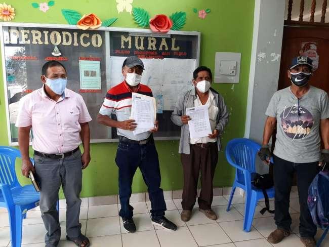 Minagri inicia financiamiento del mantenimiento de infraestructura de riego en región San Martín