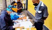 En penal de Moyobamba toman pruebas rápidas diarias a reclusos