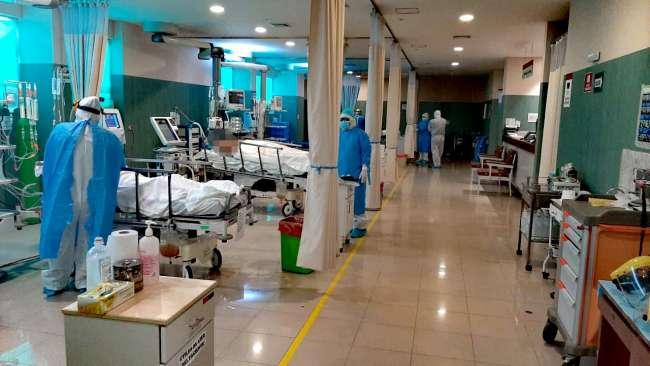 Fiscalía realizó constatación ante presunta falta de médicos en Tarapoto
