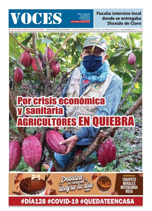 Diario Digital Miercoles 22 de Julio del 2020