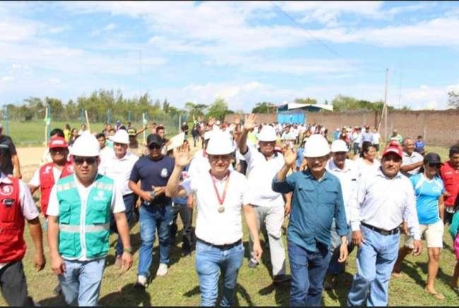 Señala alcalde de Bellavista: Pese a situación crítica por el coronavirus, la planta de oxígeno no es instalada en Bellavista, ofrecida por gobernador regional.