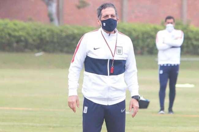 """Mario Salas: """"Esperamos contar con Rubio antes de la primera fecha del torneo"""""""