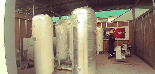 Instalarán nuevas plantas de oxígeno en hospitales de Moyobamba y Tarapoto