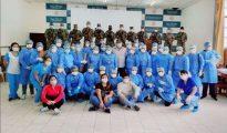 Comando Covid Moyobamba no respeta protocolos de seguridad