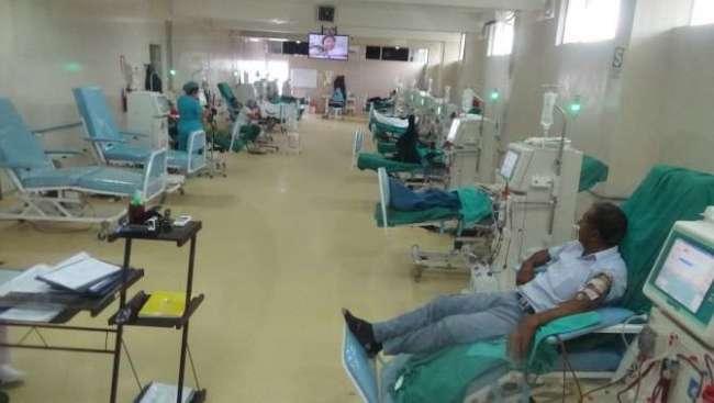 Centros de hemodiálisis de Moyobamba no funcionan por falta de convenio con EsSalud y el MINSA