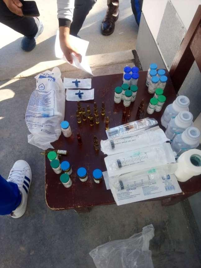 Denuncian existencia mafia que trafica con medicinas en el Hospital Minsa Moyobamba