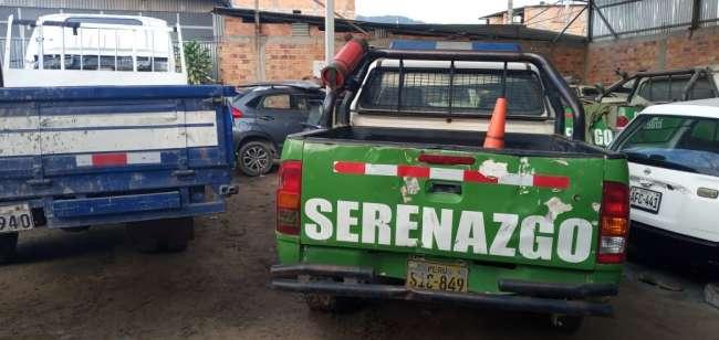 Serenazgo de Moyobamba sin unidades móviles para patrullaje