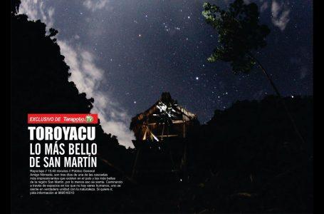 Toroyacu: Las cascadas más maravillosas de San Martín