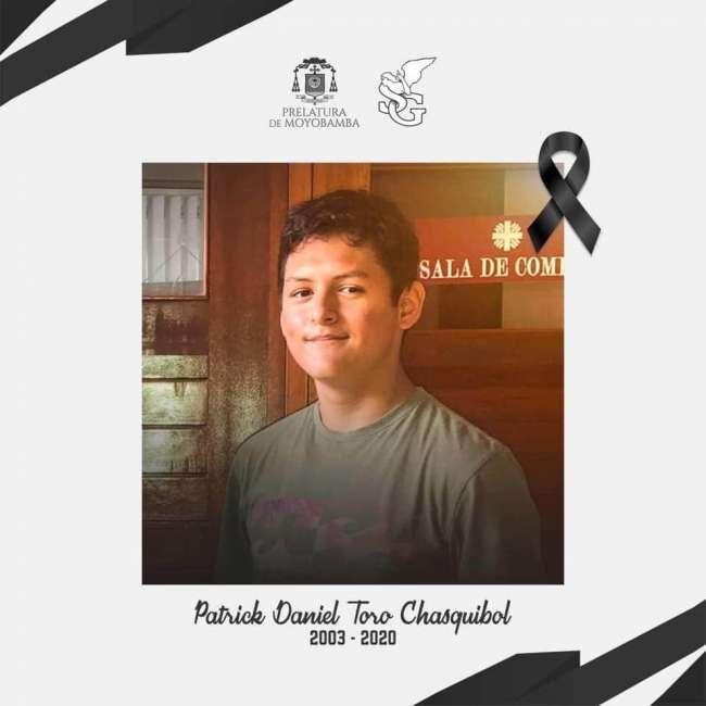 Joven adolescente que falleció ahogado en el Río Huallaga