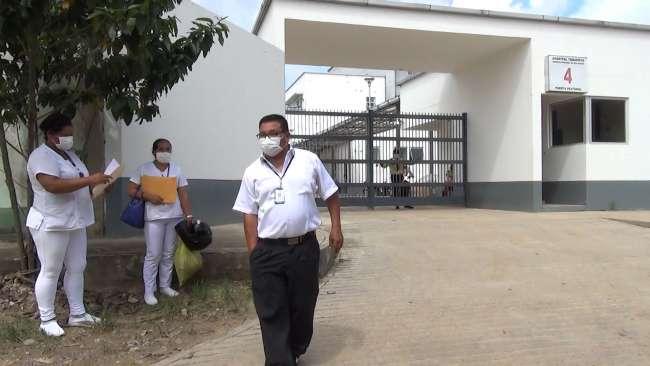 Personal sindicalizado del hospital II – 2 de Tarapoto se reúnen con directora