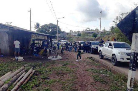 Intervienen vehículos robados y a 17 personas por no acatar la orden de inamovilidad