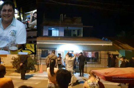 Asesinan de cinco disparos a empresario ucayalino dedicado a la vigilancia privada