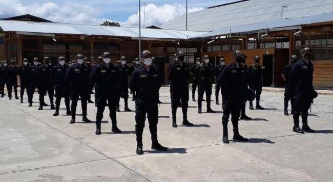 Inician proceso de admisión en las Escuelas Técnicas policial en 15 regiones del país