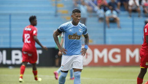 """Sporting Cristal separó a Ray Sandoval: """"no toleramos actos de indisciplina"""""""