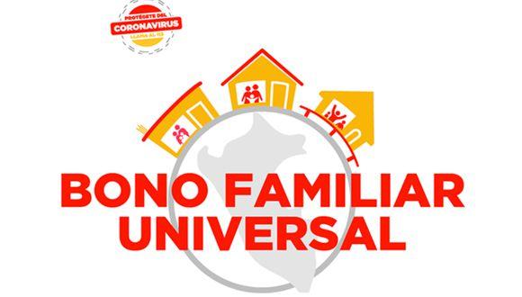 COMUNICADO: Bono Familiar Universal