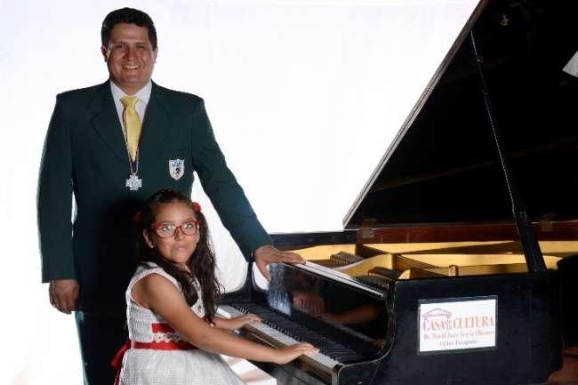 Este domingo 16 Casa de la Cultura Presenta Concierto de Piano de Alumnos Solistas