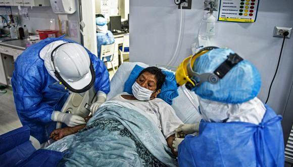 Más de 20 millones de casos de COVID-19 en el mundo.  Perú entre los diez países con más números de contagios.