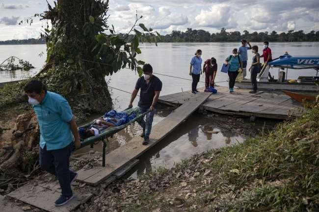 Nativos Awajún y Kichwa son los pueblos indígenas más afectados por la pandemia