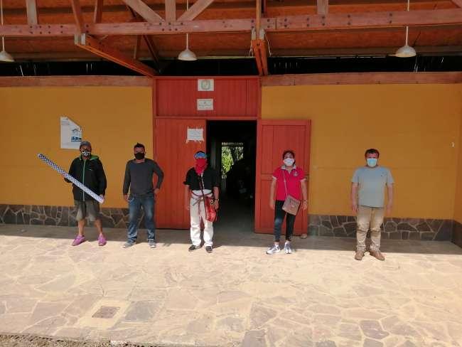 Alistan promoción virtual de actividades culturales por la Patrona de Lamas