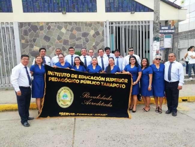 San Martín es la primera región en lograr el licenciamiento de dos institutos pedagógicos