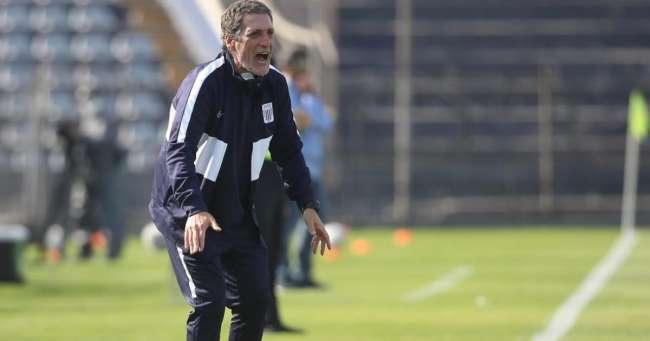 """DT-Alianza Lima: """"Pido que alientes desde casa"""""""