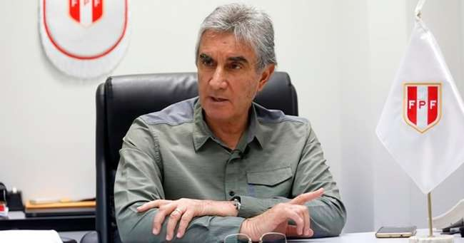 "Oblitas: ""Gobierno nos aseguró apoyo total para llegada de  seleccionados del extranjero"""