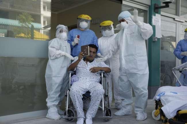 Altas médicas superan al número de contagios por Covid 19