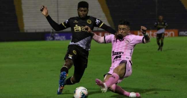 Con tremendo golazo del tarapotino Miguel Carranza Cusco FC derrotó a Sport Boys