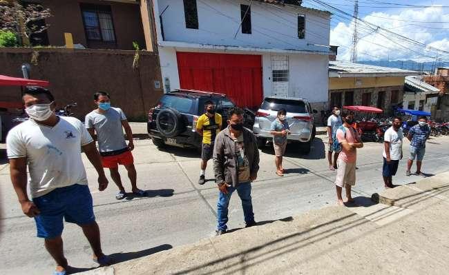 Intervienen a varias personas por no acatar el domingo la orden de aislamiento social obligatorio