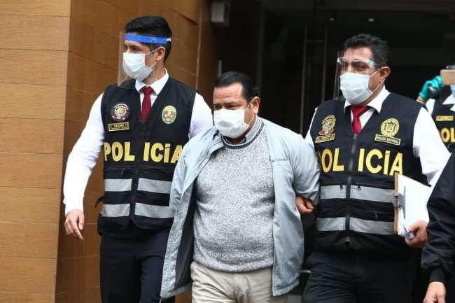 En Tarapoto y Lima, allanan propiedades de ex presidente del Directorio del Proyecto Huallaga Central y Bajo Mayo Abogado Juan Carlos Silva Dávila.