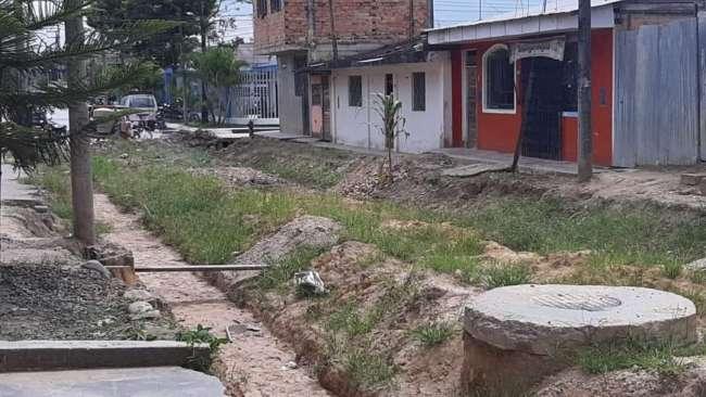 Otra obra paralizada en Moyobamba
