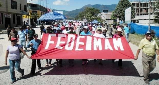 En Moyobamba acuerdan marchar contra la corrupción