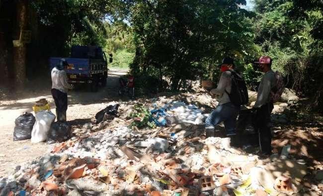 Limpian orillas del Shilcayo e implementan caseta móvil