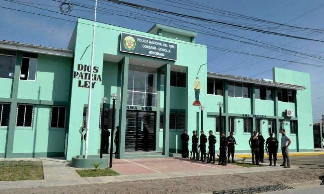 Confirman 15 nuevos casos de COVID 19 en PNP Moyobamba
