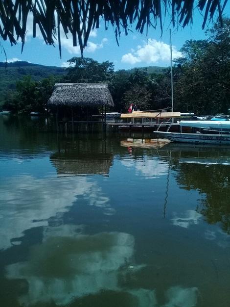 Lago Sauce, un paraíso por conocer y descubrir