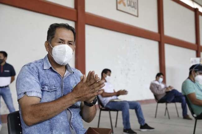 Socializan propuesta de modelo de asociatividad para la industrialización del cacao en Tocache