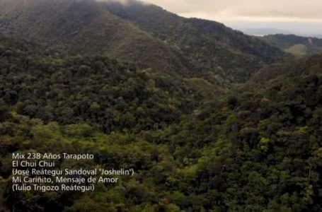 Mix 238 Años Aniversario Tarapoto. Chui Chui