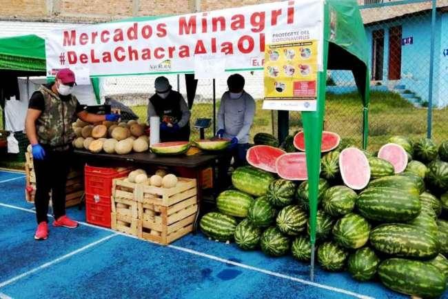 """Feria de """"La Chacra a la Olla"""" será el 23 de Setiembre en Sauce"""