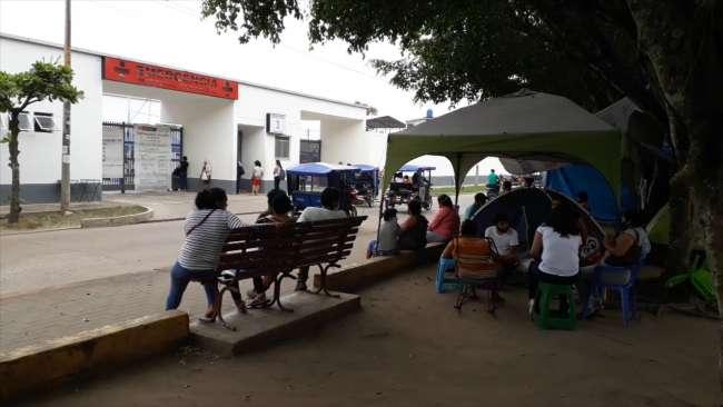 Más del 50 por ciento de las pruebas rápidas de Covid en San Martín son positivos