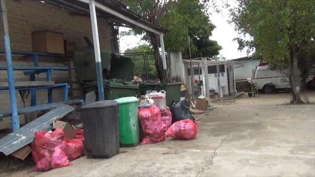 Personal de Salud exige recojo de desechos hospitalarios de la OGESS Bajo Mayo