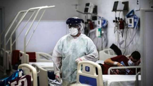 """Con España como epicentro, preocupa a la OMS la """"Segunda oleada"""" del coronavirus en Europa."""